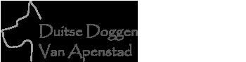 Van Apenstad • Duitse Doggen
